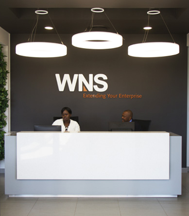 WNS Centurion Location